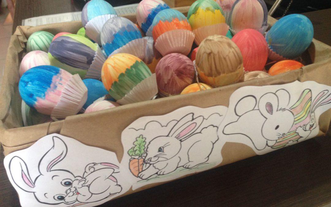 Páscoa em Gramado trouxe coelhos para a rua