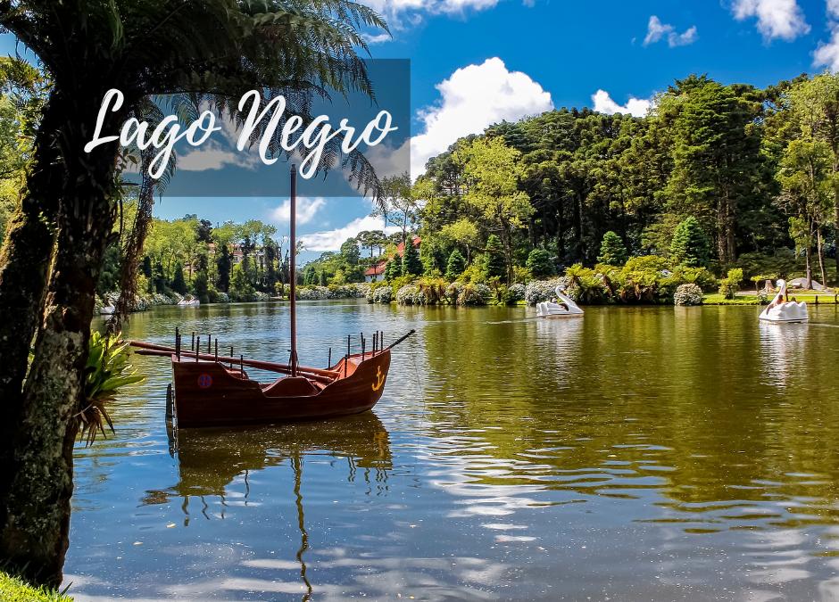 Conheça o Lago Negro…